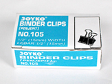 Binder Clips  No 105