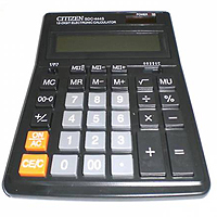 Calculator Citizen SDC-444S