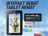 Cyrus Action  3G Wifi  Dual Core